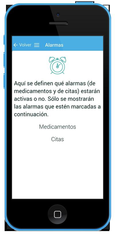 Imagen movil con app i4park