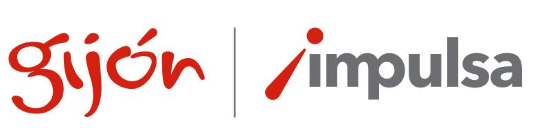 Logotipo Gijón Impulsa
