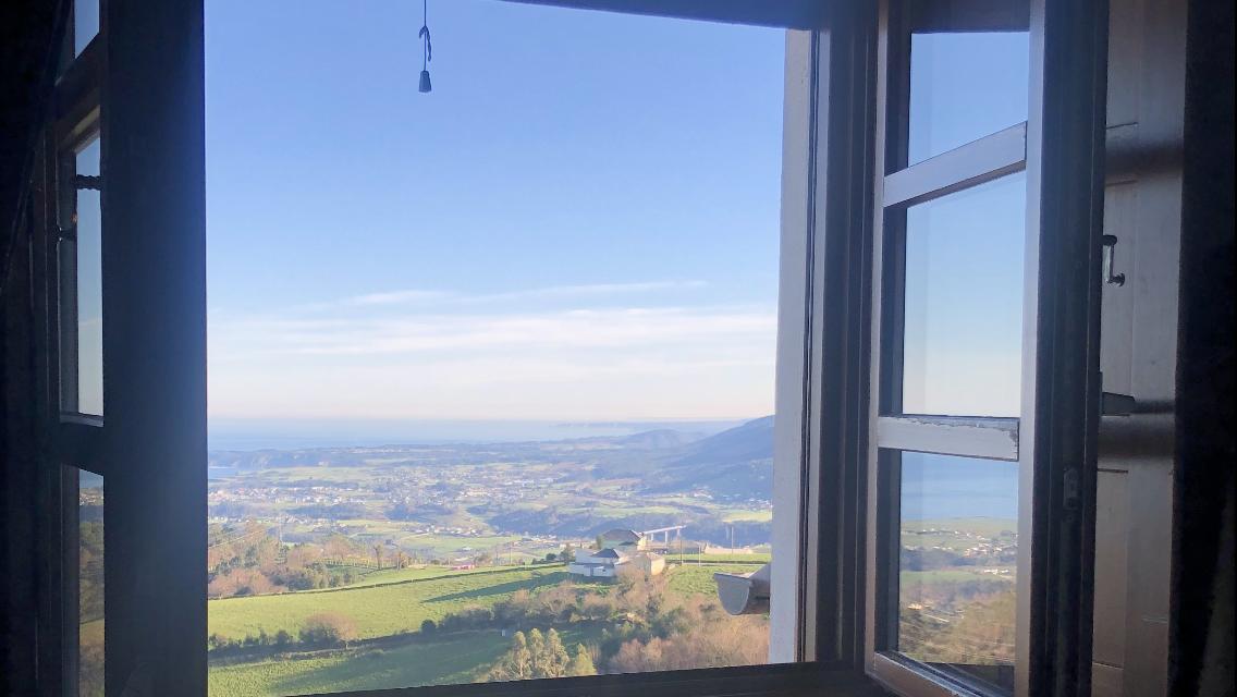ventana a Asturias